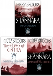 The Genesis of Shannara Series Terry Brooks 3 Books Collection Set Photo