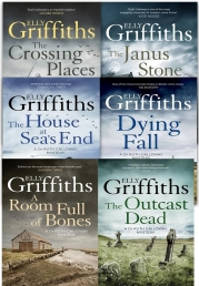 Elly Griffiths Dr Ruth Galloway Series 6 Books Collection Set Photo