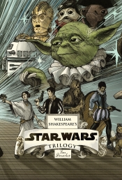 William Shakespeare's Star Wars Trilogy: The Royal Box Set: Includes William Shakespeare's Star Wars, the Empire Striketh Back, the Jedi Doth Return Photo