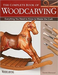 Complete Book of Woodcarving, The: Everything You Need to Know to Master the Craft Photo