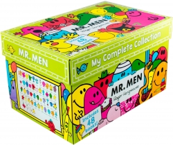Mr Men My Complete Collection 48 Books Box Set By Roger Hargreaves Photo
