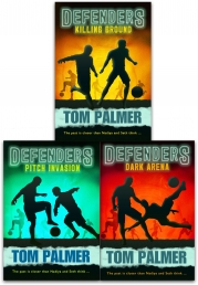 Defenders Series Tom Palmer Collection 3 Books Set Photo