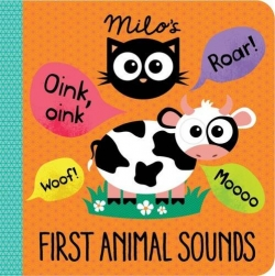 Milos First Animal Sounds (Milo's Little Learning Titles) Photo