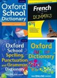 Grammar, Dictionaries, Phrasebooks, Languages, French, Foreign Languages, Italian, Verbs, Dictionary, Spanish, Oxford Dictionary, Japanese, Arabic, Punctuation, Spelling