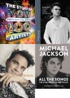 Music Book Collection, Music, Pop, Rock, Celebrities, Opera, Pink Floyd, Prince, Gangster Rap, Purple Rain, Michael Jackson