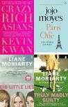 Romantic Comedy Books, Romance, The Girl You Left Behind, Million Love Songs, Truly Madly Guilty, Where Rainbows End, Big Little Lies, Paris for One and Other Stories, Crazy Rich Asians, Contemporary, Literary Fiction