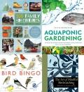 Fishing, Birdwatching, Outdoor Pursuits, Archery, Feathers, The Archery for Beginners Guidebook, Scotland, Total Recall, Wild Guide Scotland, Wildlife Gardening, Dogs, Animal Sciences, 100 Family Adventures, Mindfulness, The Art of Mindful Birdwatching, Bird Bingo, Aquaponic Gardening
