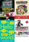 Guinness World Records Gamers 2019, Minecraft Survival Sticker Book: An Official Minecraft Book From M, Hello World: How to be Human in the Age of the Machine, The Beginner's Photography Guide: The Ultimate Step-by-Step Manual, Get Coding! Learn HTML, CSS, and JavaScript and Build a Website, A, Legend of Zelda Encyclopedia, The ;, Digital Photography Complete Course, Computing Books, Internet books, PC Books, Networking Books, Programming Books, Apps Developement