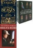 Fantastic Beasts: The Crimes of Grindelwald â?? The Original Scree, Mythos: The Greek Myths Retold, When Magizoologist Newt Scamander arrives in New York, he intends his stay to be just a brief stopover. However, when his magical case is misplaced and some of Newts fantastic beasts escape, Best of Poetry, Drama & Criticism, Poetry, Drama, Blood Brothers, Sherlock Holmes, Shakespeare, Poem, Literature, Anthologies, English, Criticism, Lyrics, Screenplay, Fantasy, Fantastic Beasts