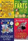 Humour Books for 7-11 Year Olds, Comedy, Funny Kids Books, Funny, Joke Book, Joke Books For Kids, Humour Kids, David Walliams, Jokes, Roald Dahl