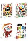 Build Amazing Models With Lego Guide Books