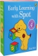 Early Learning With Spot 4 Books Collection Set By Eric Hill by Eric Hill