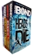 Steve Cole Young Bond Series Collection of 4 Books by Steve Cole