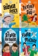 Read With Oxford Phonics Stage 5 Biff, Chip and Kipper 4 Books Collection Set by Roderick Hunt and Alex Brychta