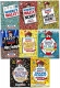 Wheres Wally Amazing Adventures and Activities Collection 8 Books Bag Set by Martin Handford