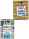Where's Wally The Incredible Paper Chase and The Spectacular Poster Book 2 Books Collection Set by Martin Handford
