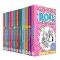 Dork Diaries Series 12 Books Collection Set By Rachel Renee Russell by Rachel Renee Russell