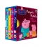 Peppa Pig Family Little Library Collection 4 Board Book Set by Ladybird