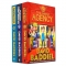 The David Baddiel Collection 3 Books Set (The Parent Agency, The Person Controller, Animalcolm) by David Baddiel