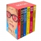 Holly Smale Collection Geek Girl Series 6 Books Set Pack - Book 1-6 - Head Over Heels, Forever Geek, Picture Perfect, Model Misfit, Geek Girl Etc by Holly Smale