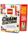 Lego Chain Reactions Activity Book (Klutz) by Pat Murphy by Pat Murphy