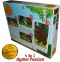 The Gruffalo Julia Donaldson Axel Scheffler 4 in 1 Jigsaw Puzzles Box Gift Set by