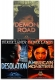 The Demon Road Trilogy Derek Landy 3 Books Collection Set by Derek Landy