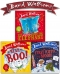 David Walliams Children Board Book Collection 3 Books Set by David Walliams