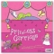 Miles Kelly Convertible Princess Carriage 3 in 1 Book Playmat and Toy for Girls by 1592