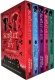 Scarlet and Ivy Collection 5 Books Box Set By Sophie Clever Lost Twin, The Whispers in the Walls, The Dance in the Dark, The Lights Under the Lake by Sophie Cleverly