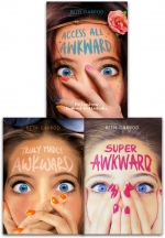 Beth Garrod Awkward Series Collection 3 Books Set Super Awkward, Access All Awkward, Truly Madly Awkward by Beth Garrod