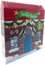 Santas House 20 Books Collection Set - One Christmas Night, Dear Santa, Snow Angel, One Magical Christmas, Where Snowflakes Fall, Best Christmas Ever by Various
