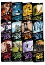 Conspiracy 365 Collection Gabrielle Lord 12 Books Box Set by Gabrielle Lord