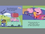 Peppa Pig Collection 10 Books Set In a Bag (Green Bag) by Peppa Pig