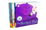 Children Picture Books Collection 7 Books Set Keith the Cat with the Magic Hat, Barry the Fish with Fingers, Doug The Bug, The Perfect Hug by Various