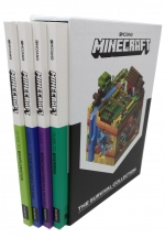 Minecraft Guide to Survival Collection 4 Books Collection Box Set by Mojang