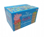The Ultimate Peppa Pig Collection Set - Peppas Classic 50 Storybooks Box Set, Age 3-6 by Ladybird