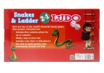 Snake and Ladder 2 in 1 Ludo Traditional Board Game For Age 6+ by