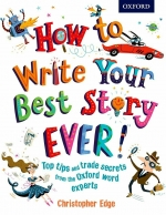 Christopher Edge How to Write Your Best Story Collection 3 Books Set by Christopher Edge
