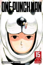 One-Punch Man Volume 11-15 Collection 5 Books Set - Series 3 by ONE (Author), Yusuke Murata (Illustrator)