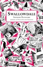 Swallows and Amazons Series Collection 4 Books Set  Winter Holiday Peter Duck Swallowdale Swallows and Amazons by Arthur Ransome