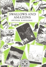 Swallows and Amazons Series Collection 4 Books Set  (Winter Holiday, Peter Duck, Swallowdale, Swallows and Amazons) by Arthur Ransome