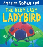 Amazing Pop-Up Fun 5 Books Set Collection Lazy Ladybird, Funny Frog, Funny Fish, The Crunching Munching Caterpillar, Funny Farm by Finn Tickle, Jack Tickle, Cain Tickle