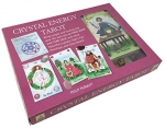 Crystal Energy Tarot Includes 78 Cards and a 64 Page Book by Philip Permutt by Philip Permutt