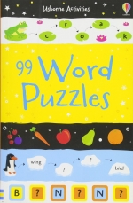 Usborne Activities and Puzzle 6 Books Collection Set (General Knowledge, 100 Logic, Over 80 Brain, 99 Word Puzzles, 99 Maths Puzzles, Over 50 Brain) by Various