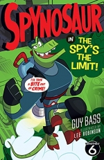 Guy Bass Spynosaur Series 3 Books Collection Set by Guy Bass (Author), Lee Robinson (Illustrator)