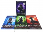 Taran Matharu The Summoner 4 Books Collection Set - The Battlemage, The Outcast, The Novice, The Inquisition by Taran Matharu