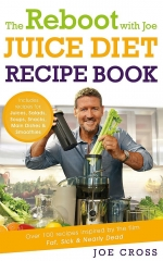 The Reboot with Joe Juice Diet 3 Books Collection Set by Joe Cross