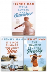 Jenny Han The Summer I Turned Pretty 3 Books Collection Set - The Summer I Turned Pretty, Its Not Summer Without You, We will Always Have Summers by Jenny Han