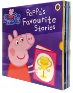 Peppa Pig Favourite Stories 10 Books Collection Set by Peppa Pig